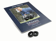 SHIRES SPARE SURCINGLE RUBBERS FOR RUGS ONE PAIR