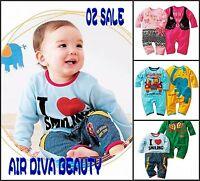 Baby Kids Girl Boy Children Warm Romper Costume cotton Bodysuit Jumpsuit outfits