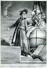 Giovanni Caboto e i tre figli: Navigatore,Esploratore.Scopritore del Canada.1871