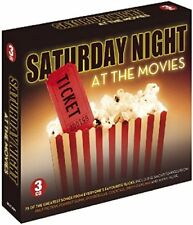 Various - Saturday Night At The Movies - Various CD KWVG The Cheap Fast Free The