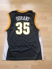Extremely RARE Adidas Seattle SuperSonics No Logo Kevin Durant Jersey Size Large