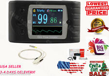 CMS60C Hand-held Pulse Oximeter, SPO2 Monitor, Blood Oxygen Analysis Software
