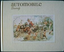 AUTOMOBILE QUARTERLY VOLUME 22 NUMBER 4 FOURTH QUARTER 1984 BAILEY CAR BOOK