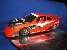 acura custom red Import Racer 100% hotwheels 1/18 tuner w/ body kit NO BOX