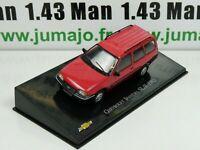 CVT12G voiture 1/43 IXO Salvat BRESIL CHEVROLET : Ipanema SL/E 1992