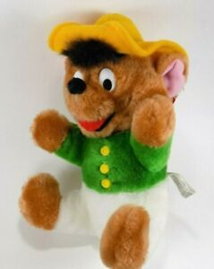 Speedy Gonzales Plush Warner Brothers Characters Vintage 1989 Mighty Star