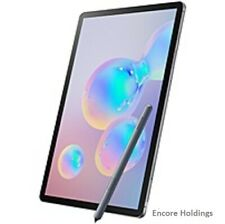 Samsung Galaxy Tab S6 10.5 128 GB Android Tablet Mountain...