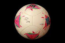 ADIDAS SOCCER MATCH USED BALL FOOTBALL TEAM GB LONDON OLYMPICS 2012 THE ALBERT
