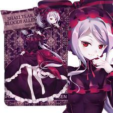 OVERLORD shalltear bloodfallen Anime Cover BedSheet Pillowcase 4pcs Bedding Set
