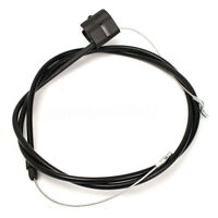 Black~Throttle Pull Control Cable For Husqvarna-Poulan Weedeater Push Lawn Mower