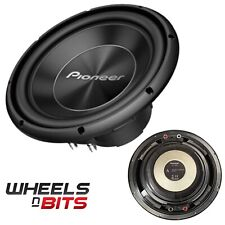 """NEW Pioneer TS-A300D4 12"""" Inch 30cm 1500 WATTS Dual Voice Car Sub Bass Subwoofer"""