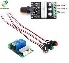 DC 6V-24V/28V 3A Motor Speed Control Switch PWM Reversible Regulator Controller