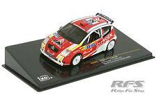 CITROEN c2 s1600-Rally Tour de Corse 2006-Tirabassi-Ixo 1:43 RAM 245