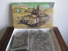 British Infantry Tank Mk. III Valentine Mk.II von AFV-Club im Maßstab 1:35 *NEU*