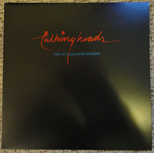 "Talking Heads ""1975 CBS Demos"" Vinyl LP NM/NM  David Byrne , Brian Eno"