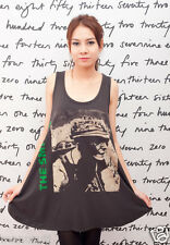 THE SMITHS Meat is Murder Indie Band WOMEN T-SHIRT DRESS Tank TOP Tunic Size M L