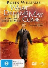 WHAT DREAMS MAY COME : NEW DVD