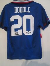 Chelsea 1993-1994 Home Hoddle 20 Football Shirt Size Adult Medium CFC /43502