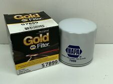 (4-Pack) NAPA Gold 7899 Replacement Oil Filter (=WIX 57899) Lot of 4