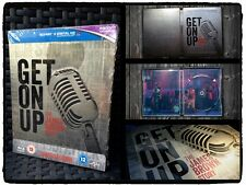 Get on Up The James Brown Story Bluray Steelbook Edition Exclusive UK 2500ex.