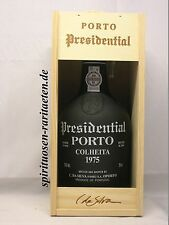 1975 Presidental Porto Colheita Bottled 2014 port C. Da Silva Portwein