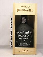 1975 Presidental Porto Colheita Bottled 2014 port C. Da Silva Portwein