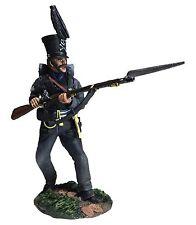 William Britains Napoleonic Brunswick Leib Battalion NCO Defending 36166