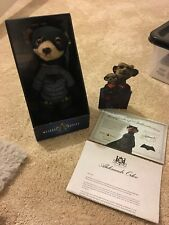 Compare the Market Meerkat Toy Batman with authentification Certificate BNIB