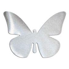 Schmetterling Bügelbild | Reflektor zum Aufbügeln für mehr Sicherheit