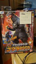 Bandai Dx Attack Sound Godzilla 2005  Final Wars