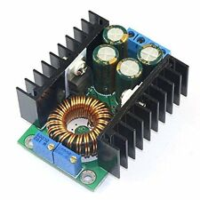 GEREE DC 24V to 12V CC CV Step Down Volts Regulator Constant Current/Voltage 12A