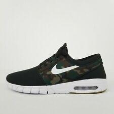 Nike SB Stefan Janoski Max Black Camo 631303-021 New Men's Shoes No Lid