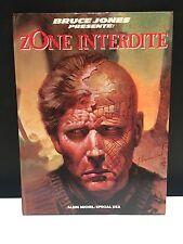 BRUCE JONES - ZONE INTERDITE - E.O. 1987