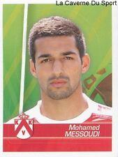 176 MOHAMED MESSOUDI BELGIQUE KV.KORTRIJK STICKER FOOTBALL 2012 PANINI