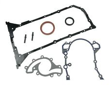 P38 Range Rover Discovery II 2 Oil Pan Sump Lower Engine Gasket Crank Seal Set