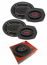 "4x DS18 6 x 9"" 4-way Car Door Speakers 720 Watts 4 Ohm Coaxial Speaker GEN-X6.9"