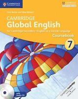 Cambridge Global English Stage 7 Coursebook with Audio CD. for Cambridge Seconda