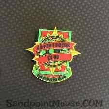 Very Rare Disney Adventure's Club Member Rubber Clasp Pin (UH:31615)