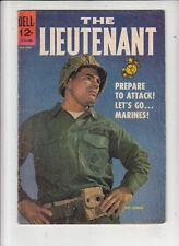 The Lieutenant #1 (Dell 1964)  VG