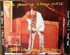 Neil Young & Crazy Horse ‎– Don't Spook The Crazy Horse. 2 × CD, Unofficial