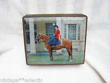 1953 CORONATION QUEEN ELIZABETH II EDWARD SHARP & SONS SWEET TOFFEE TIN