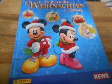 Sammel Zauberhafte Weihnachten mit Disney (54 s.) REWE PANINI UNVOLLSTÄNDIG