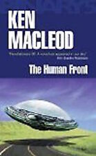 KEN MACLEOD_THE HUMAN FRONT & ERIC BROWN A WRITERS LIFE __ 2 STORIES _ NEW
