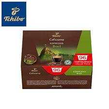 Tchibo Cafissimo 96er Kapseln Vorrats Box Espresso Brasil Intensität: 6