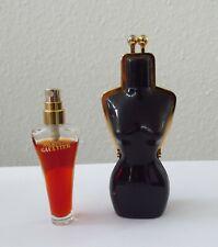 MINIATURE PARFUM PORTE MONNAIE BUSTE JP GAULTIER SPRAY RECHARGEABLE 10 ml