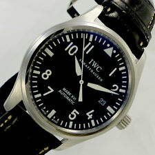 IWC Mark XVI pilota WATCH AUTOMATICO iw325501, Full Set