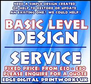 FLYER AND POSTER DESIGN SERVICE BASIC, A6, A5, A4, A3, DL, WEB ELEMENTS
