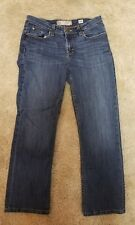 WOMEN'S BKE TAYLOR JEANS SIZE 29R TAG SAYS 29X31 1/2 (actual 29x29)