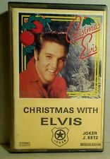 MC PRESLEY Elvis Christmas with Elvis cassette polish edition (dancop)