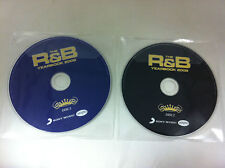 The R&B Yearbook 2009 MUSIQUE CD 2 DISQUES album - seulement en pochettes